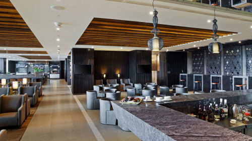 Plaza Premium Lounge at Kempegowda International Airport (BLR)