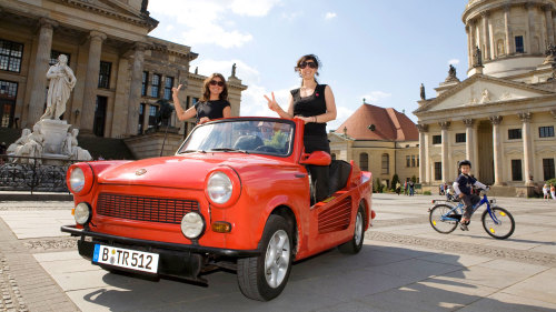 Self-Drive Trabi Safari Tour