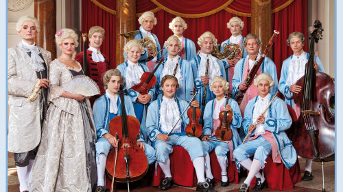 Classical Concert at the Charlottenburg Palace