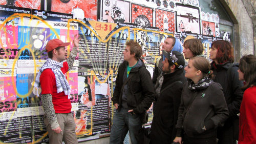 Alternative Berlin Half-Day Walking Tour