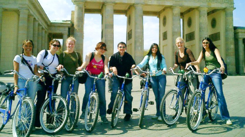 The Third Reich & Nazi Germany Half-Day Bike Tour