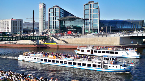 Spree Sightseeing Cruise