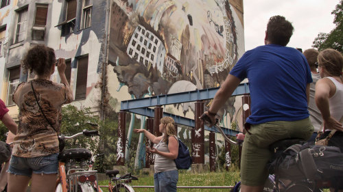 Contemporary Berlin Half-Day Bike Tour