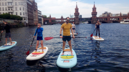 East Harbor Stand-Up Paddle Tour