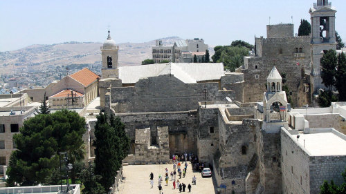 Bethlehem Half-Day Tour from Tel Aviv