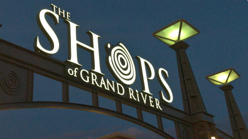 Shop & Dine at The Outlet Shops of Grand River