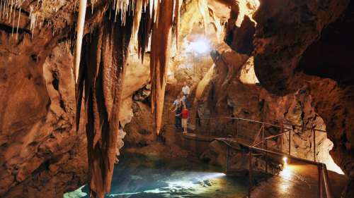 Blue Mountains & Jenolan Caves Day Tour