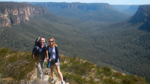 Best of the Blue Mountains 4x4 Off-Road Tour with Lunch