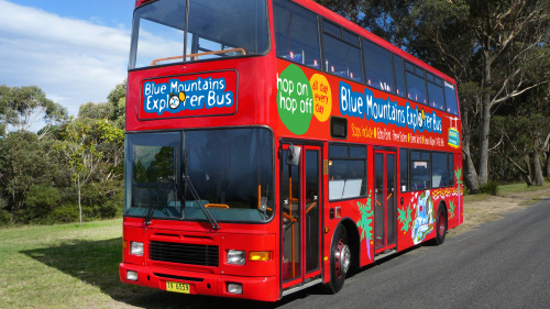 7-Day Hop-On Hop-Off Bus Tour of the Blue Mountains by City Sightseeing
