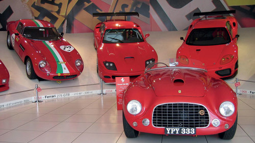 Ferrari Museum, Vinegar Tasting & Parmesan Cheese Factory Visit by My Tour