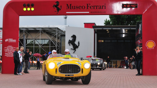 Private Ferrari Museum Tour with Lunch & Balsamic Vinegar Tasting