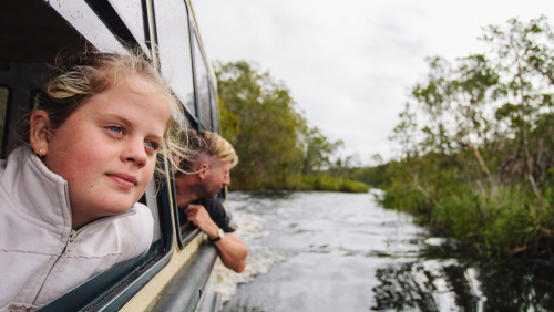 Noosa Everglades Wilderness Cruise