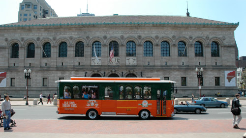 Old Town Trolley Hop-on Hop-off City Tour by Historic Tours of America