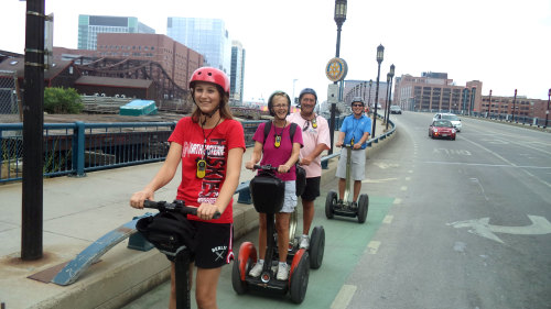 Segway City Highlights Tour