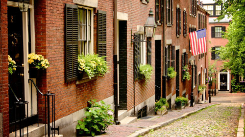 Beacon Hill Guided Photo Tour