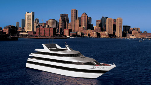 Elegant Dinner Cruise on the Odyssey Boston by Entertainment Cruises