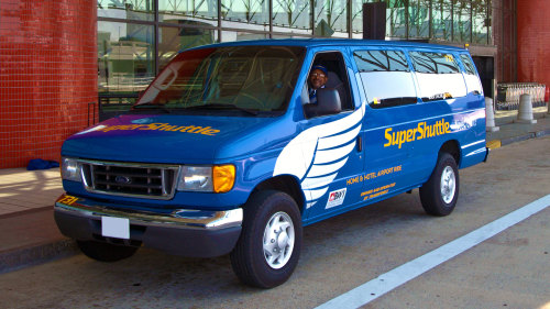 Shared Shuttle: Boston Logan Airport (BOS)