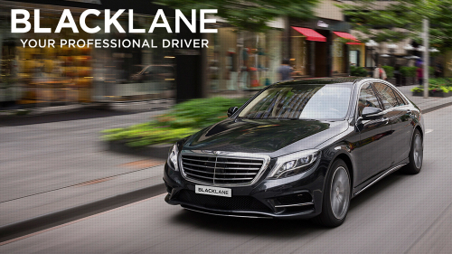 Blacklane - Private Towncar: Boston Logan Airport (BOS) - Newport