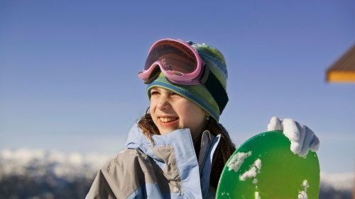 Breckenridge Snowboard Rental Package