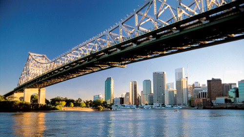 Brisbane City Day Tour with River Cruise