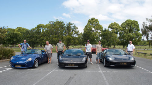 Ferrari, Lamborghini & TVR Driving Experience by Rent A Dream Car