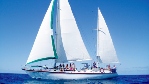 2-Day, 1-Night Sailing Cruise by Whitsundays Sailing Adventures