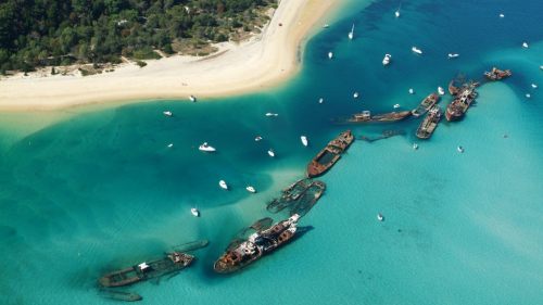 Moreton Island Adventure Tour