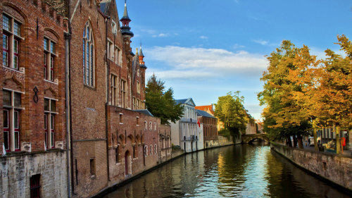 Bruges Full-Day Trip by Paris Cityvision