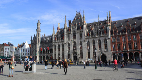 Full-Day Tour to Bruges