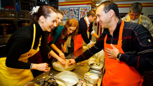 Hungarian Cooking Class & 3-Course Lunch