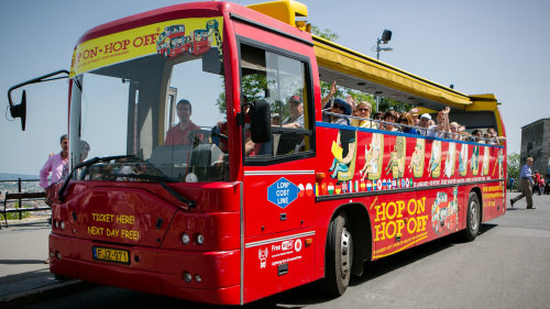 Hop-On Hop-Off Bus & Riverboat Pass by Eurama Travel Agency