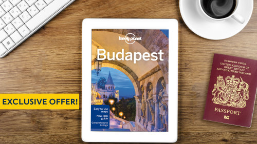 Get a Lonely Planet Budapest city guide eBook with all Budapest 'Things to Do'