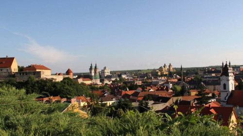 Eger Sightseeing & Wine Tasting with Lunch