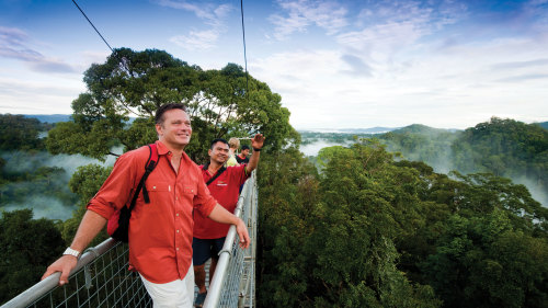 Private 2-Day Excursion to Ulu Temburong National Park
