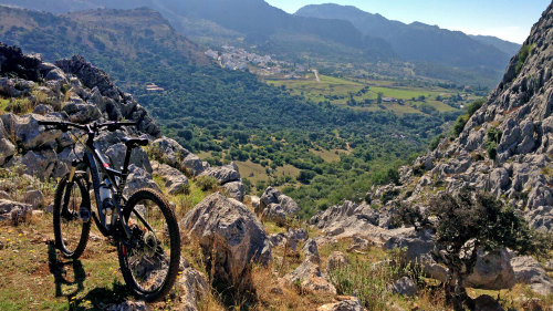 Mountain Bike Tour of Villages around Cadiz by Trip4Real