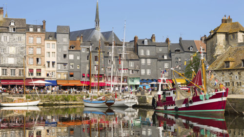 2-Day Tour: Normandy, Saint-Malo & Mont Saint-Michel