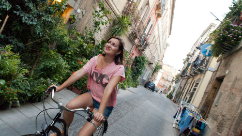 Cagliari Bike Tour by NewWaySardinia