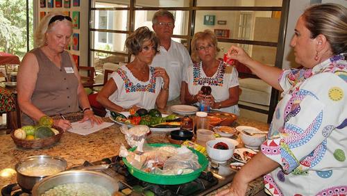 Mi Cocina es tu Cocina: Mexican Cooking Class