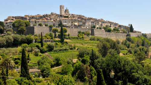 Small-Group Cannes, Antibes & St Paul de Vence Tour