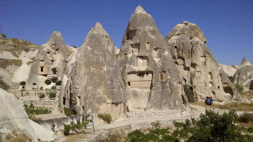 Small-Group Heart of Cappadocia Tour by Urban Adventures