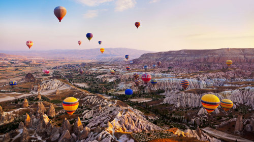 2-Day Cappadocia Tour from Istanbul