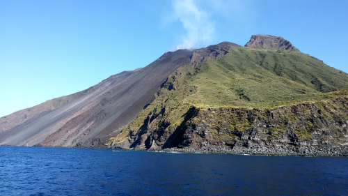 Full-Day Aeolian Islands Tour to Panarea & Stromboli with Volcano Cruise