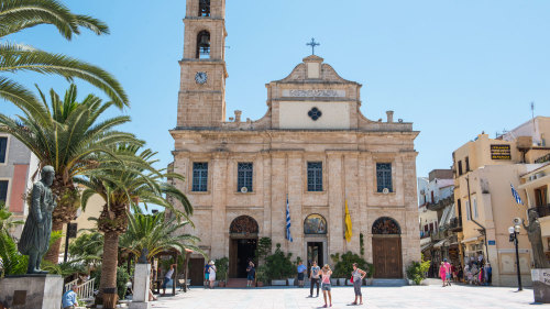 Small-Group Chania Walking Tour