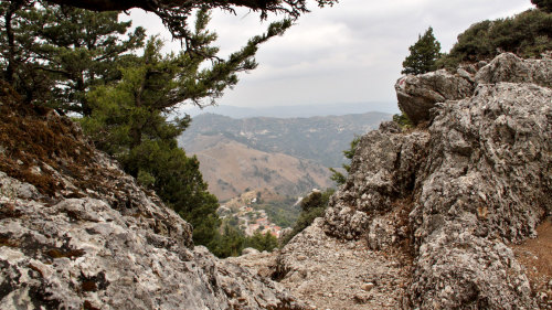 Mountain Safari by 4x4 & Hiking: Therisso, Zourva & Tromarissa