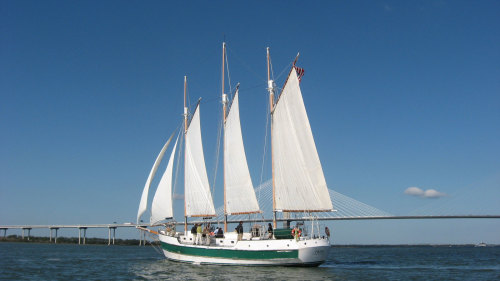 Sunset Cruise on Schooner Pride