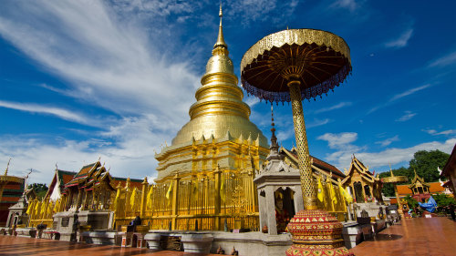 Ancient Lamphun & Haripunchai Tour by Tour East Thailand