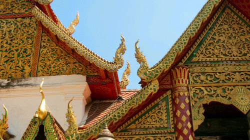 Bhubing Palace & Wat Phra That Doi Suthep Tour