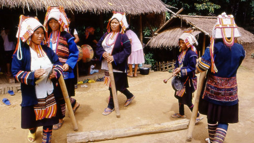 Doi Mae Salong Mountain & Village Tour