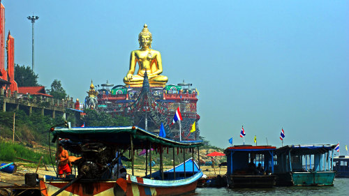 Golden Triangle, Hill Tribes & Chiang Saen City Tour