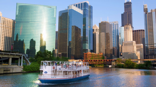 Shoreline Architectural River Cruise: Cruises And Water Tours In Chicago Illinois United States